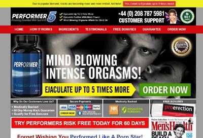 performer5 website